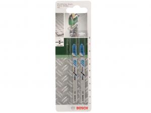 Bosch T 118 AF Bimetál szúrófűrészlap - 2db, fémekhez
