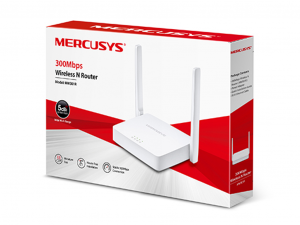 MERCUSYS MW301R - 300 Mbps wireless router