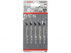 Bosch T 101 AOF Szúrófűrészlap - 5db, fához