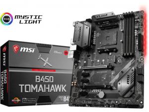 MSI B450 TOMAHAWK MAX alaplap - sAM4, AMD B450, ATX