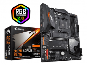 GIGABYTE X570 AORUS ELITE alaplap - sAM4, AMD X570,