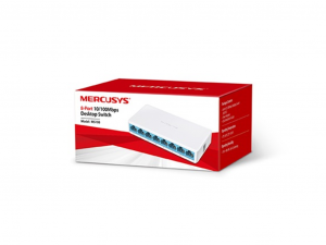 MERCUSYS MS108 8 portos switch
