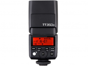 Godox TT350 TTL HSS rendszervaku (Nikon)