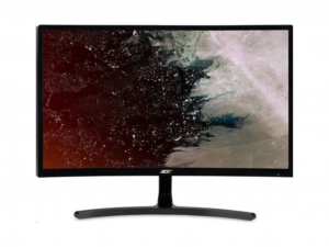 Acer ED242QRA - 23.6 Col VA LED monitor