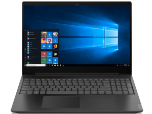 Lenovo Ideapad L340 81LW0045HV 15,6 HD, AMD® Ryzen™ 3 3200U, 4GB, 128GB SSD, AMD® Radeon™ Vega 3, Win10H, Fekete notebook