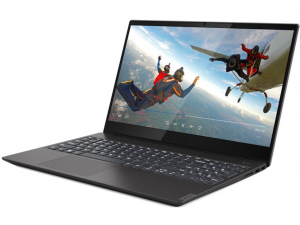 Lenovo Ideapad S340 81N800DNHV 15.6 FHD, Intel® Core™ i5 Processzor-8265U, 4GB, 256GB SSD, NVIDIA GeForce MX230 - 2GB, Dos, fekete notebook