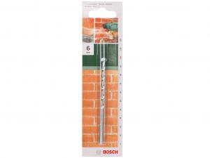 Bosch ISO 5468 szabvány szerinti kőzetfúró - 6x60x100mm