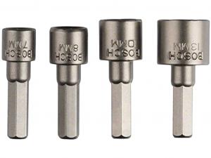 Bosch 4 részes dugókulcskészletek