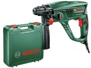 Bosch PBH 2500 RE Fúrókalapács kofferben