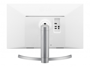 LG 27UL650-W - 27 Col UHD IPS monitor
