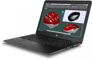 HP ZBook 15U G3 használt laptop