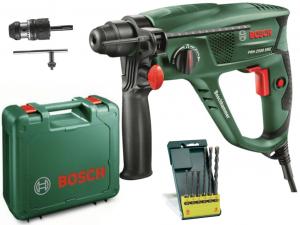 Bosch PBH 2500 SRE Fúrókalapács kofferben