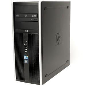 HP Compaq 8100 Elite MT használt PC