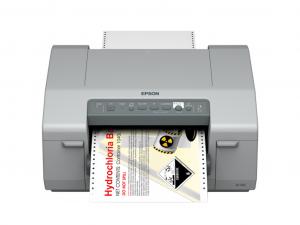 Epson ColorWorks GP-C831 tintasugaras cimkenyomtató