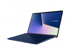 Asus ZenBook 13 UX333FA-A3032T - Windows® 10 - Sötétkék 13,3 FHD, Intel® Core™ i5-8265U, 8GB, 256GB SSD, Intel® UHD Graphics 620, Windows® 10, Sleeve + USB3.0 to RJ45 cable