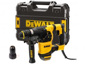 DeWALT D25334K-QS 30mm SDS-Plus gyorstokmányos ütvefúró kofferben