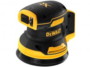DeWALT DCW210N-XJ 18V 125mm Excentercsiszoló - akku és töltő nélkül