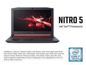 Acer Nitro 5 AN515-52-74RD NH.Q3LEU.002 laptop