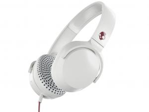 Skullcandy S5PXY-L635 Riff fehér fejhallgató (White/Crimson)