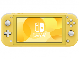 Nintendo Switch Lite sárga játékkonzol