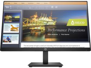 HP P224 - 21.5 Col Full HD VA monitor