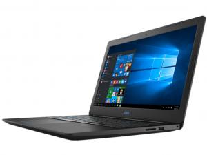 Dell G3 3579 3579FI7UB1 15.6 FHD IPS, Intel® Core™ i7 Processzor-8750H, 8GB, 1TB HDD + 128GB SSD, Nvidia GTX 1050Ti - 4GB, linux, fekete notebook