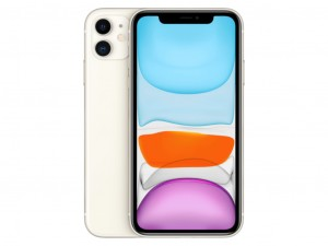Apple iPhone 11 64GB 4GB Fehér Okostelefon