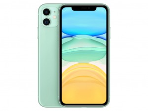 Apple iPhone 11 128GB 4GB Zöld Okostelefon