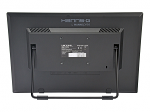 HANNspree HannsG HT161HNB - 15.6 Colos érintőkijlezős HD Ready monitor