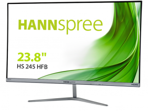 HANNspree HS245HFB - 23.8 Col Full HD monitor