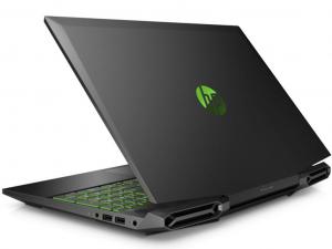 HP Gaming 15-dk0005nh 15.6 FHD, Intel® Core™ i7 Processzor-9750H, 16GB, 512GB SSD, NVIDIA GeForce GTX 1660Ti - 6GB, Win10H, Fekete Laptop
