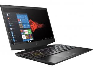 HP Omen 15-dh0012nh 15.6 FHD IPS, Intel® Core™ i7 Processzor-9750H, 16GB, 512GB SSD, NVIDIA GeForce GTX 1660Ti - 6GB, Win10H, Fekete Laptop
