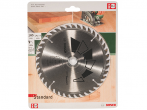 Bosch Standard körfűrészlap - 160x20x2.2mm