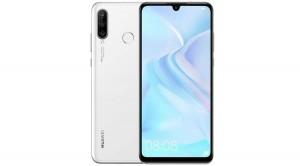 Huawei P30 Lite 128GB 4GB DualSim Fehér Okostelefon