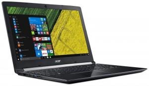 Acer Aspire A515-54G-55N1 15,6 FHD IPS/Intel® Core™ i5 Processzor-10210U/4GB/512GB/MX250 2GB/ Linux fekete laptop