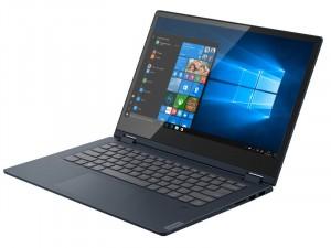 Lenovo IdeaPad C340 81TK0090HV 14 FHD, Intel® Core™ i5-10210U, 4GB, 256GB SSD, Intel® UHD Graphics 620, Windows® 10 Home, Érintőkijelző, Aktív ceruza, Kék Laptop