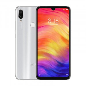 Xiaomi Redmi Note 7 128GB 4GB DualSim Fehér Okostelefon