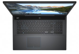 Dell Inspiron G7 7790 - 17 FHD IPS 300 / i5-9300H / 8GB / 128GB SSD + 1TB / RTX 2060 6GB Win10H Fekete Laptop
