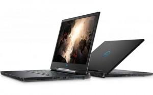 Dell G5 5590 5590FI7WI1 15.6 FHD IPS, Intel® Core™ i7 Processzor-9750H, 16GB, 256GB SSD+1TB HDD, RTX2060 - 6GB, Linux, Fekete Laptop