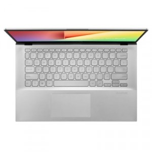 Asus VivoBook S14 S412FA-EB1085 FHD, Intel® Core™ i3 Processzor-10110U, 4GB, 128GB SSD, Intel® UHD Graphics 620, FreeDos Ezüst Laptop