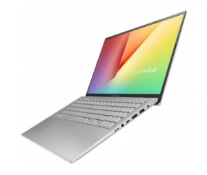 ASUS VivoBook X512UA-BR687T 15,6 HD Intel® Pentium Dual Core™ 4417U 4GB 128GB SSD, Intel® UHD Graphics 620, Win10 Ezüst Laptop