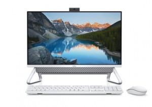 DELL INSPIRON 5490 I5490TFI3WA2 Fehér-Ezüst All-in-One PC