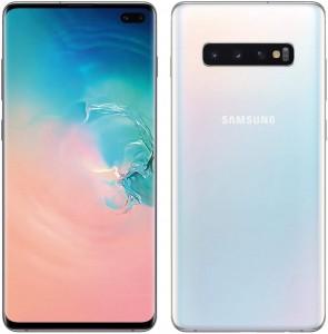 Samsung Galaxy S10 Plus 128GB 8GB DualSim Fehér Okostelefon