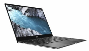 Dell XPS 13 9370 13.3 UHD Touch, Intel® Core™ i5 Processzor-8250U, 8GB, 256GB SSD, Win10H, ezüst notebook