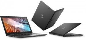 Dell Latitude 3590 15.6 FHD, Intel® Core™ i5 Processzor-7200U, 8GB, 1TB HDD, Win10Pro, fekete notebook
