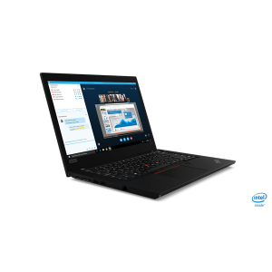 LENOVO THINKPAD L490 20Q500DVHV, 14.0 FHD, Intel® Core™ i5 Processzor-8265U, 8GB, 512GB SSD, WIN10 PRO, Fekete notebook