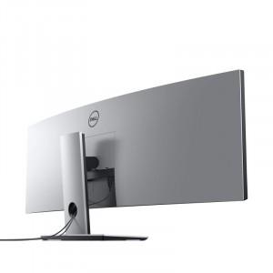 Dell UltraSharp U4919DW 124.5 cm (49.0 col) WQHD ívelt kijelzős WLED LCD Monitor