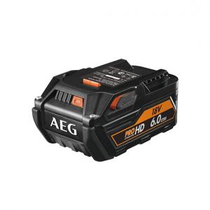 AEG Akkumulátor Pro Li-ion HD 6,0 Ah 18 V - L1860RHD