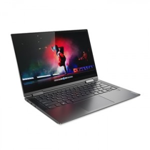 Lenovo Yoga C740 81TC008VHV 14 FHD Touch , Intel® Core™ i5-10210U, 8GB, 512GB SSD, Intel® UHD Graphics, Windows® 10 Home, Szürke Laptop