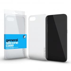 Szilikon tok Case ultra vékony 0.33 mm Xiaomi Redmi Note 8 készülékhez